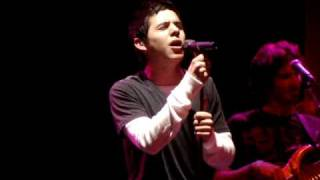 David Archuleta - Barriers (Live)