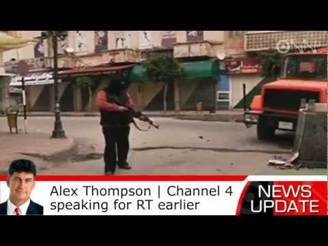 Occupy News Network | Rebels deceive journalists into death trap