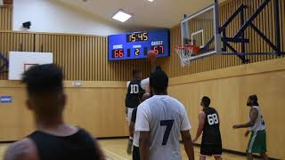 2019 Surrey Summer League - JATT vs Timberwolves - Roundball BC Mens Basketball League