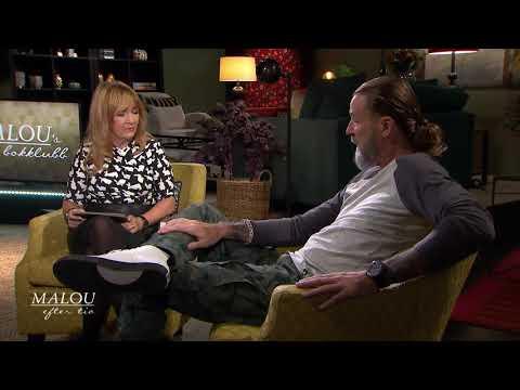 """Sjöberg: """"Bisarrt att ens egen mamma kan säga så"""" - Malou Efter tio (TV4)"""