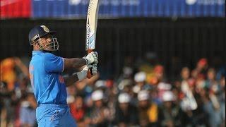 MS Dhoni 92(86) Runs Amazing Innings|India vs South Africa 2nd ODI Match Holkar Stadium
