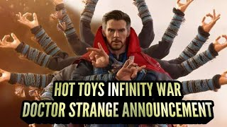 Hot Toys Infinity War Doctor Strange Announcement