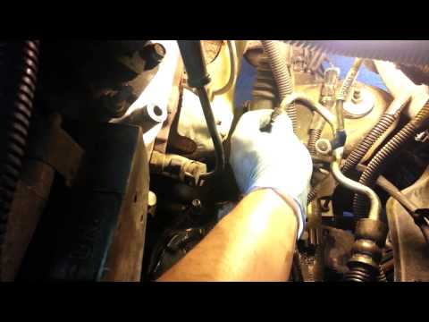 2002 GMC Sierra Power Steering Pump Replacement - HOW TO / TUTORIAL