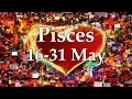 Pisces Love 16 31 May 2017 THINGS ARE ACTUALLY BECOMING CLEARER    Aquarian Insight