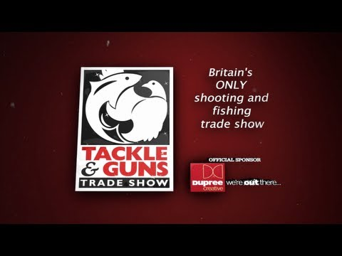 Tackle & Guns Show 2013 Promo