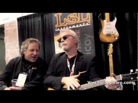 LSL Instruments / Vintage & Rare / NAMM 2012