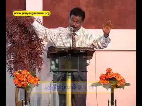 Malayalam Christian Speech.bro.r.d.sunder Singh.ministry Of Jesus 57 video