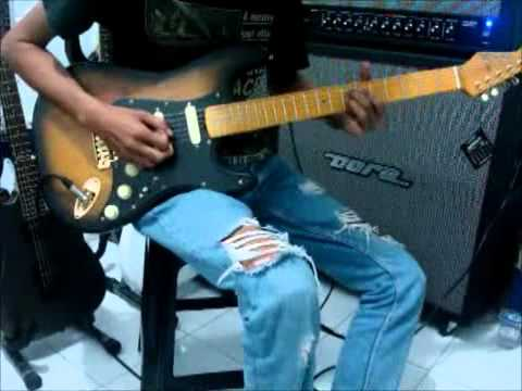 Artrock Gugun Signature Series & Cora GM 200 H (Demo) @JJ Sound Batam