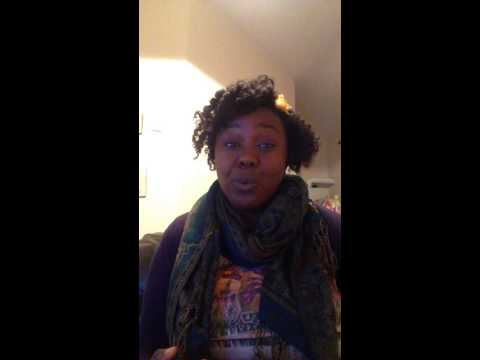 Blessings By Laura Story(cover By Maureen Hamblin (gatharia)) video