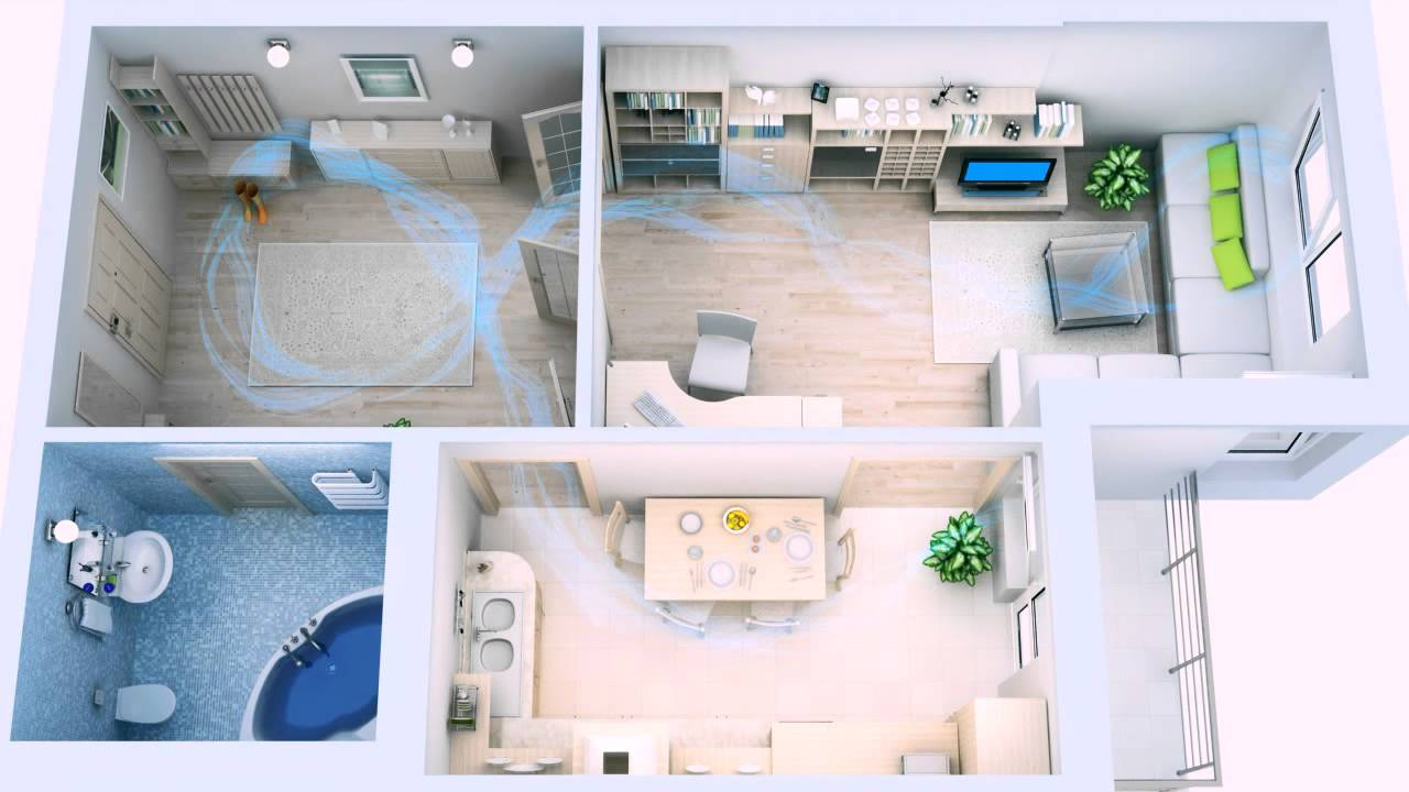 Как сделать климат контроль в квартире