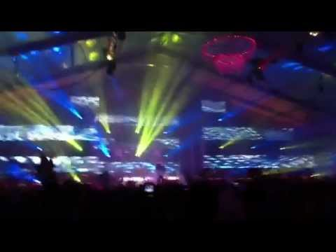 Sub Focus - Swedish House Mafia's One Last Tour (Masquerade Motel) 2013
