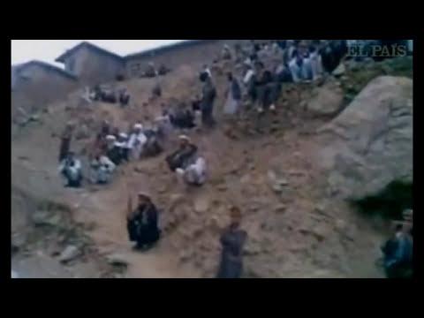 Graban ejecución de Mujer en Afganistán