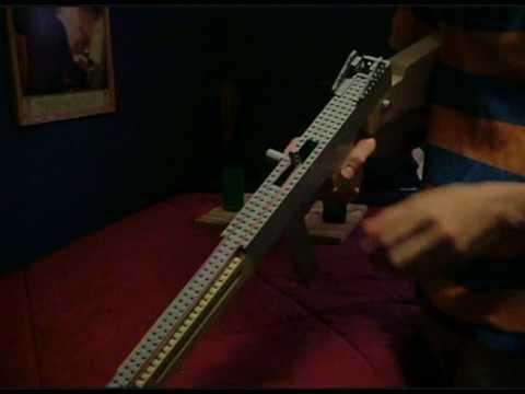 Lego M1A1 Thompson