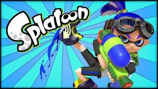Splatoon - My First Match + Impressions! [Ep1]