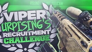 Viper Uprising: 1.5k Appclip Recruitment Challenge #V15