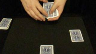 SERENADE OF THE KINGS - Card Trick Performed By Andy Field