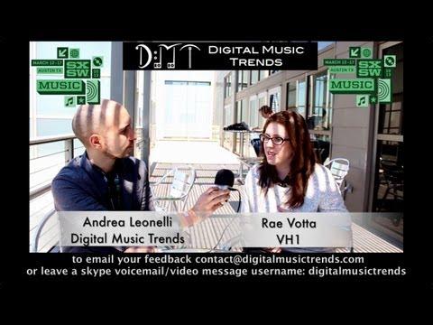 Rae Votta, Social Media Manager and Strategist at VH1 – DMT @ SXSW 2013