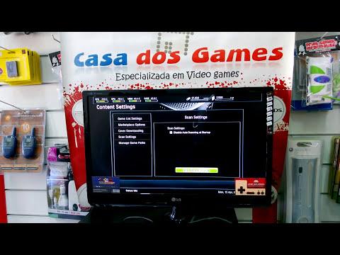 Copiar jogos na Freestyle 3 da Casa dos Games