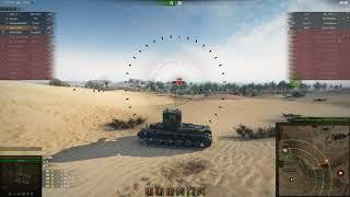 КВ-2 против взвода E 25