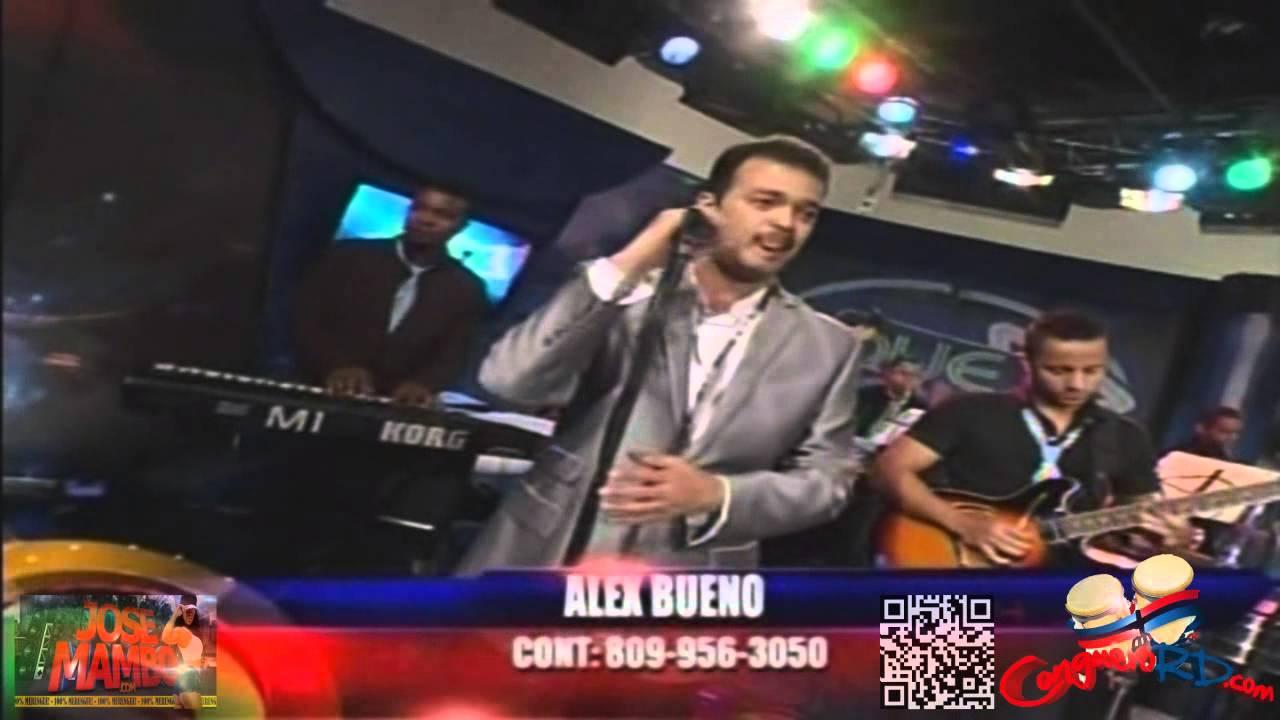 Alex bueno presentacion oct 2012 5to aniv quenoche15 for Alex bueno salsa jardin prohibido