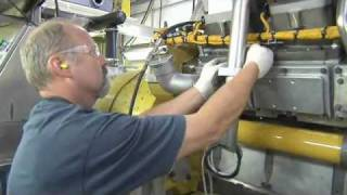 Caterpillar Marine Engine Manufacturing Lafayette