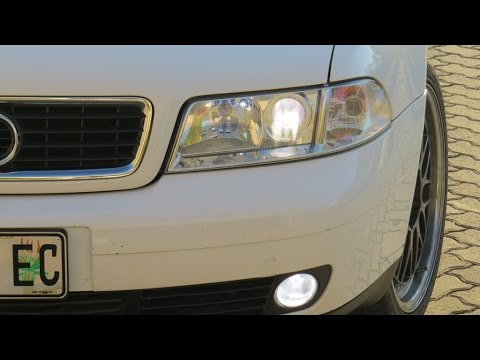 Audi A4 B5 Review - with Android sound and DVR built-in