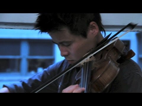Dubstep Violin - Come In With The Milk: Paul Dateh video