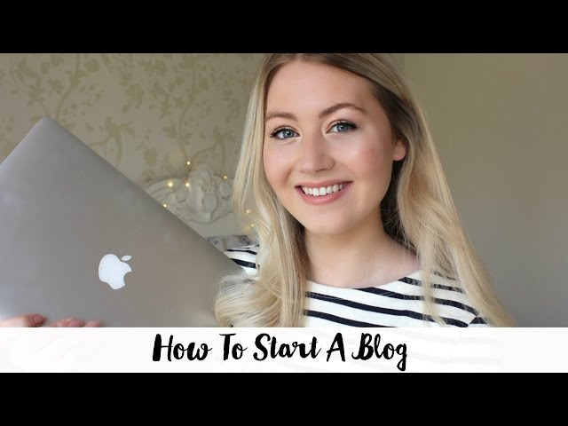 How To Start A Blog Step By Step For Beginners  Meg Says