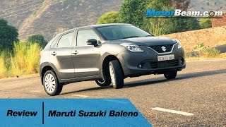 Maruti Baleno Review 2015 | MotorBeam