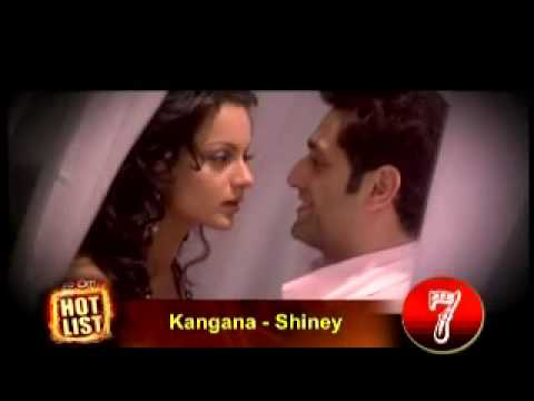 Shiney - Kangana boldest on-screen couple