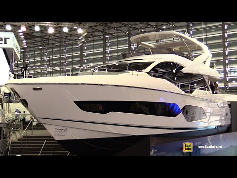 2019 Sunseeker 76 Luxury Motor Yacht - Walkaround - 2019 Boot Dusseldorf