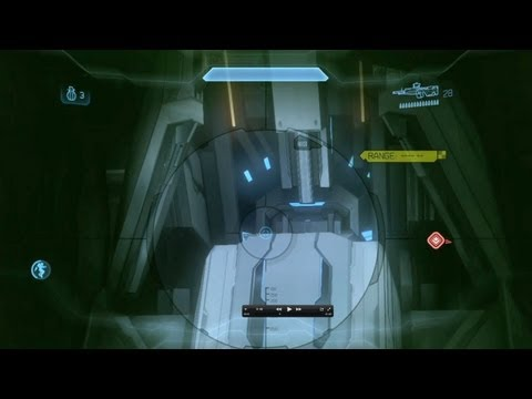 Halo 4 - RvB Easter Egg Number 6