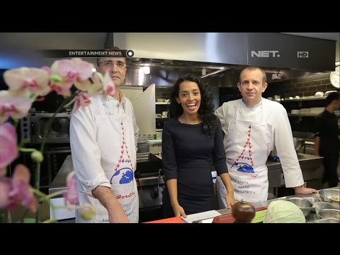 Keseruan Shafira Berpartisipasi dalam Gout de France