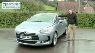 Citroen DS5 hatchback review - CarBuyer