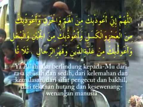Video doa dzikir