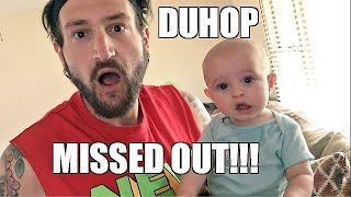 GRIM REACTS TO DUHOP IGNORING HIM AND MISSING OUT ON BEING A ROSEBUD!