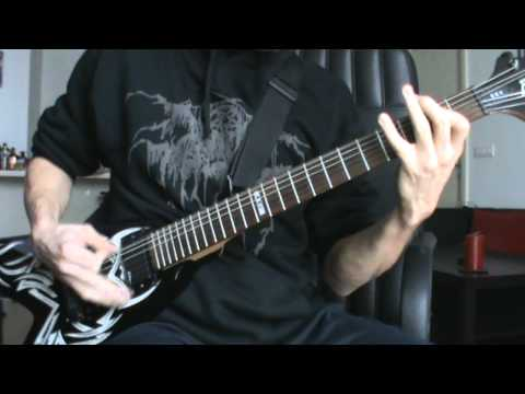 Slayer - Serenity in Murder (Cover)