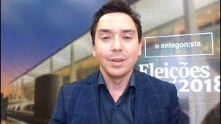 PALOCCI DETONA, BOLSONARO CRESCE. O Antagonista nas Eleições