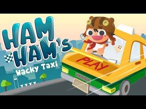 Ham Ham's Wacky Taxi Android GamePlay
