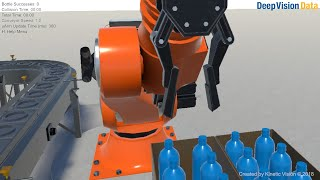Robotics Simulation User Driven - Kinetic Vision