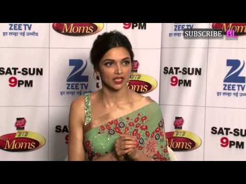 Deepika Padukone At DID Super Moms Part 1
