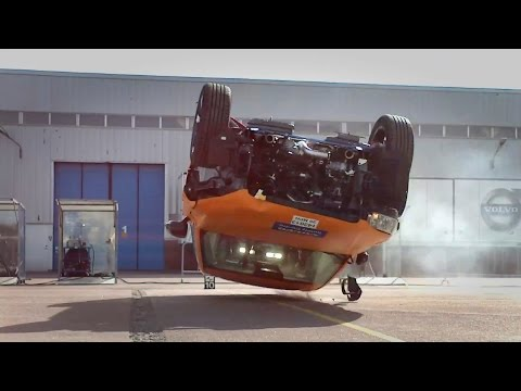 ► 2015 Volvo XC90 - CRASH TEST