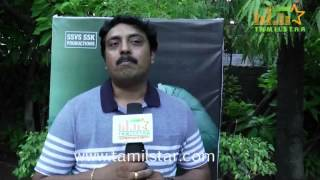 Prem Kumar At FB Statushae Podu Chat Pannu Team Interview