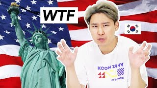 10 WEIRD Impressions about NYC 🗽🇺🇸 (by a Korean / 2019)