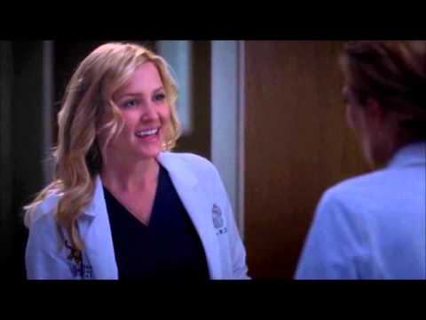 Grey's Anatomy - Arizona and Lauren