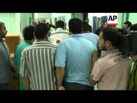 Deadly Israeli airstrike hits northern Gaza