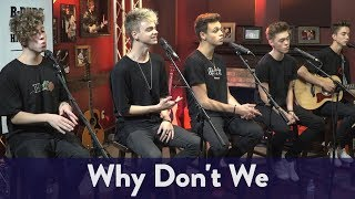 "Why Don't We ""Something Different"" (Mashup) 