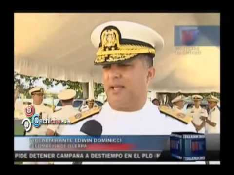 Dominican Republic News 2015 - Dominican Navy captures Haitians traveling to Puerto Rico