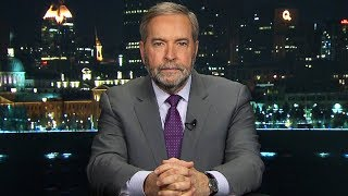 Mulcair: I don't know what the NDP position on Venezuela is