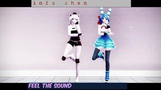 MMDFNAFSL Feel the Sound
